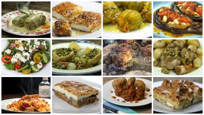 Cucina Caruso Contemporary Greek Dishes 1