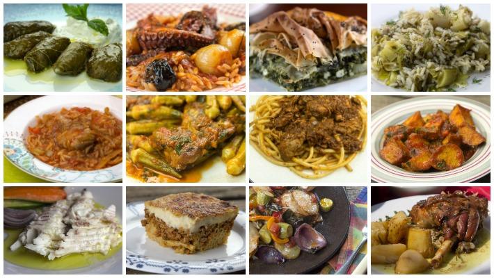 Cucina Caruso Contemporary Greek Dishes 2