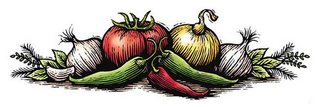 mediterranean vegetables for Briam